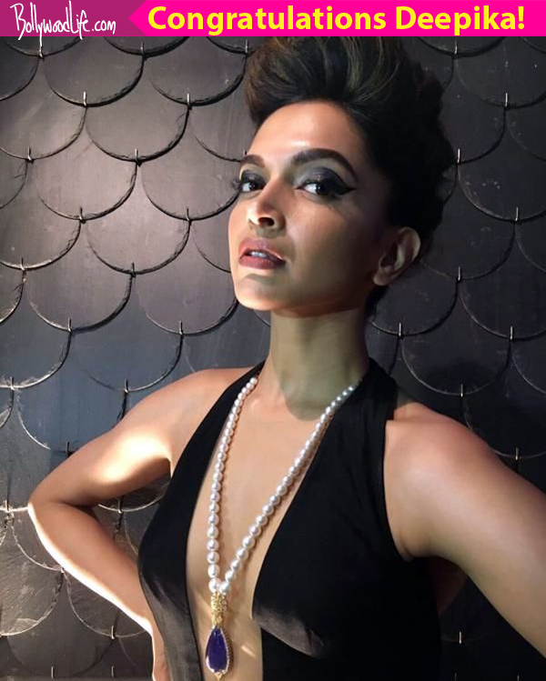 Marvelous Deepika Padukone Hits 15 Million On Twitter And Fans Are Going Hairstyles For Women Draintrainus