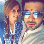 Karan Kundra lashes out at a fan for calling his girlfriend, Anusha Dandekar a prostitute