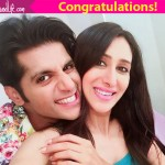 Congratulations! Karanvir Bohra and Teejay Sidhu are expecting their first baby