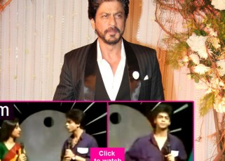 FLASHBACK: When Shah Rukh Khan was just an anchor on TV - watch video
