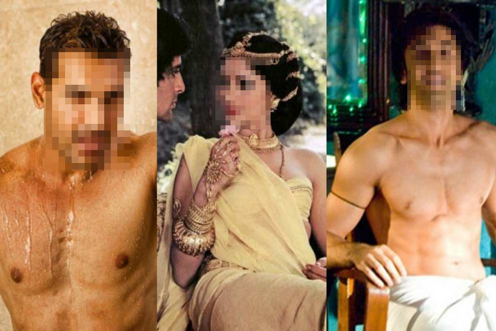 Bollywood Actors Naked 37