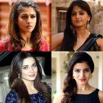 Nayanthara, Samantha, Anushka, Amy - top 7 actresses that are ruling the south!