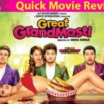 Great Grand Masti quick movie review: Riteish Deshmukh and Vivek Oberoi's sex comedy barely elicits any laughs!