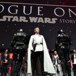 Check out these HQ pics of Rogue One stars Felicity Jones, Ben Mendelsohn at Star Wars Celebration Europe!