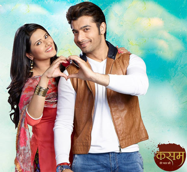 Kratika Sengar and Sharad Malhotra not comfortable KISSING ...