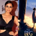 Parineeti Chopra follows Priyanka Chopra; lends voice for Steven Spielberg's animated film, The BFG!