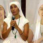 Beyond Bizarre: Sofia Hayat's claim of turning a nun receives backlash from Hindu sadhus!