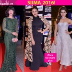 SIIMA AWARDS 2016 red carpet: Samantha and Shruti' fashion outing is a HIT, while Rakul and Lakshmi Manchu's style game FAIL!