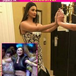 OOPS! Daisy Shah forgot her dance steps while performing at IIFA Awards 2016!