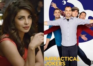 Priyanka Chopra floored by praises from Impractical Jokers' star!