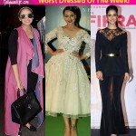 Sonakshi Sinha, Disha Patani, Huma Qureshi - meet the 5 celebs who had the WORST fashion outings this week!