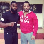 Bollywood is heaven and Salman Khan is their god, MMA fighter Tyron Woodley on being a part of Sultan!