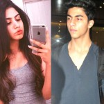 Aryan Khan and Jhanvi Kapoor are all set to enter Bollywood as they head out to the same film school!