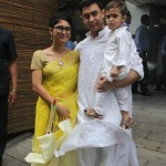 Aww! Aamir Khan breaks rules to spend time with wife Kiran Rao!