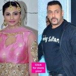 So sweet! Salman Khan attends friend Daisy Shah's debut play, Begum Jaan - view HQ pics!