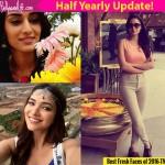 Kuch Rang Pyar Ke Aise Bhi's Erica, Dahleez's Tridha - A look at TV's best fresh faces of 2016 so far!
