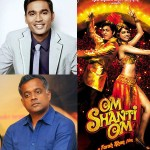 Does the plot of Gautham Menon's next with Dhanush remind you of Shah Rukh Khan's Om Shanti Om?