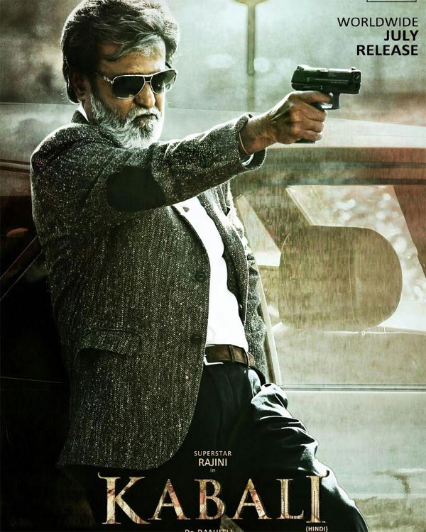Not just south, Rajinikanth's Kabali to enthrall crowds across India!