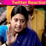 Smriti Irani shunted from HRD to Textiles and Twitter can't help but CHEER the move!