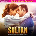 Sultan quick movie review: Salman Khan and Anushka Sharma give top notch performances in Sultan