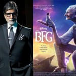 Amitabh Bachchan joins Parineeti Chopra and lends voice to the Hindi version of The BFG; film to release on 22 July!