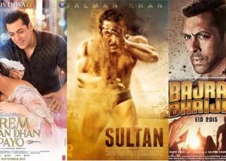 Sultan, Bajrangi Bhaijaan, Prem Ratan Dhan Payo - top 5 day two collections for Salman Khan!