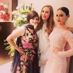 Iulia Vantur poses for an Eid picture with Elli Avram looking all chic and dazzling - view pic