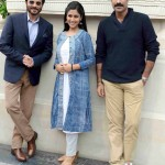 Anil Kapoor, Sakshi Tanwar and Sikander Kher promote 24 season 2 - View HQ Pics!