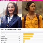 Sonam Kapoor BEATS Alia Bhatt to become the BEST actress of the first half of 2016!