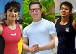 Aamir Khan encourages Babita Kumari and Vinesh Phogat for the 'Dangal' at Rio Olympics with a heart warming letter!