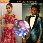 IIFA Awards 2016 LIVE: Ranveer shows his LOVE for girlfriend Deepika by blowing kisses at her - watch video!