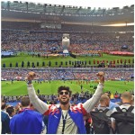 Ranveer Singh is bummed that France didn't win but he also cannot stop cheering for Portugal!