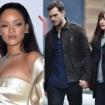 Rihanna and Fifty Shades Darker cast safe in Nice, Paris