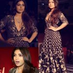 Bhumi Pednekar pulls off the plunging neckline like a BOSS as she walks for Anita Dongre - watch video!