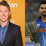 Brett Lee: Virat Kohli is the best cricketer at the moment