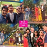 Wowza! Brett Lee attends The Kapil Sharma Show and BOWLS everyone with his dapper look! - view pics