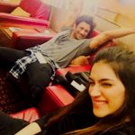 Ahem! Kriti Sanon takes off to Mauritius with Sushant Singh Rajput on her birthday - view pic!