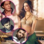 Shah Rukh Khan, Fawad Khan or Shahid Kapoor - who should play Deepika Padukone's husband in Padmavati?