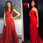 Deepika Padukone or Katrina Kaif - whose RED HOT peek-a-boo gown did you like the most?