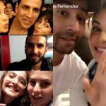 Jacqueline Fernandez does a Snapchat LIVE from Dishoom screening as Ranveer Singh, Akshay Kumar, Sonam Kapoor join her! - view pics!