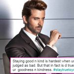 Is this Hrithik Roshan's sly message to his 'friends' for not supporting him over his feud with Kangana Ranaut?