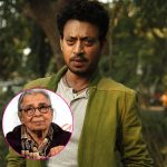 Mahashweta Devi's life was Irrfan Khan's subject for a film