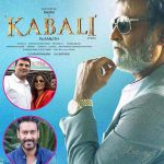 Kabali mania spreads to B-town; Vidya Balan watches the film while Ajay is all praises for Rajinikanth!