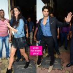 Katrina Kaif and Sidharth Malhotra got their demin game on and it's so damn SEXY - view HQ pics!