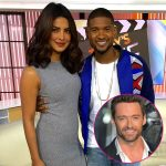 What's cooking between Priyanka Chopra, Usher and Hugh Jackman?