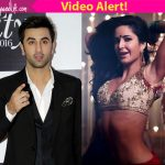 Did Ranbir Kapoor just take a sly dig at Katrina Kaif's abs? Watch video!