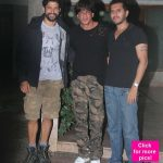 Shah Rukh Khan, Farhan Akhtar and Ritesh Sidhwani spotted outside Excel's office; was the meeting to discuss Raees clash or Don 3?