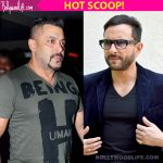 Con​spiracy​ Theory Alert! Not Salman Khan, Saif Ali Khan​ killed​ the blackbuck in 1998?