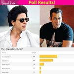 Not Salman Khan, Shah Rukh Khan declared as the SULTAN of Bollywood by fans!