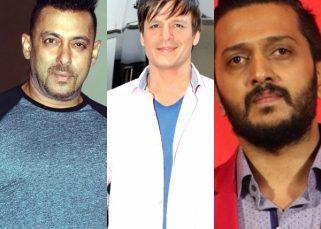 Salman Khan, Riteish Deshmukh, Vivek Oberoi - B-town mourns Rajjat Barjatya's death